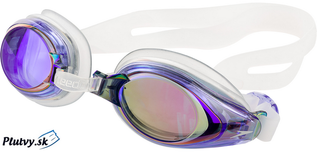Speedo Mariner štýlové, zrkadlové okuliare pre plavcov